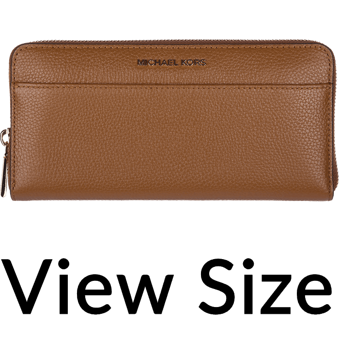 5103c10ebcdb Sold Out. Michael Kors - Women's wallet genuine leather coin case holder  purse card bifold nuovo mercer 32S7GM9E9L